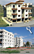 Apartments for sale in Cyprus - click to enlarge