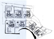 Blue Cove Site Plan - Property for sale in Cyprus